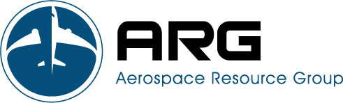 ARG Aerospace Resource Group Logo